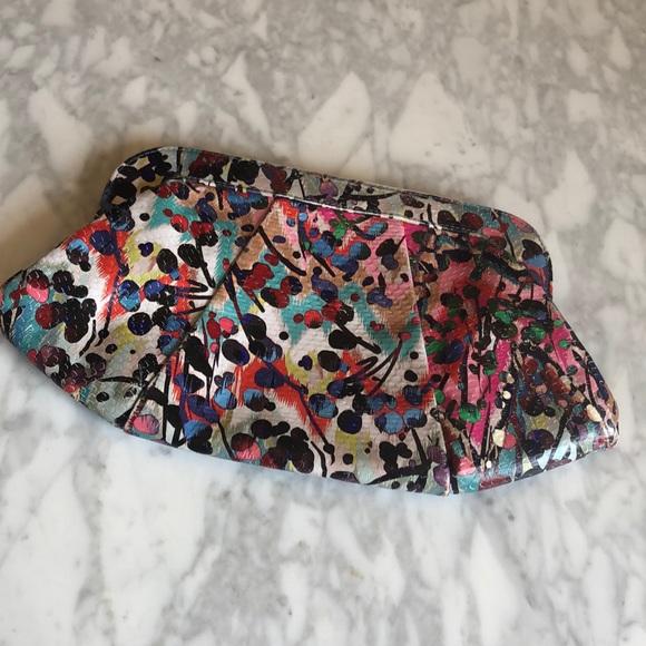 Lauren Merkin Handbags - Artful clutch